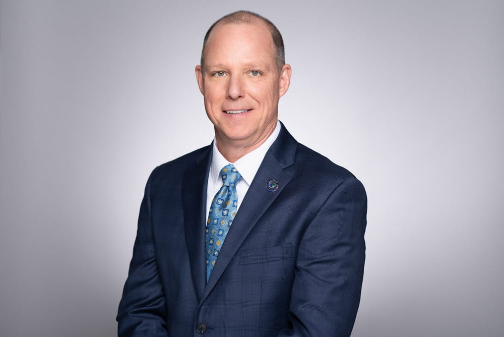 As Executive Vice President, Joe Large, is responsible for the operation and financial reporting for the entire division. He is a dedicated and conscientious individual with over 25 years of professional service.